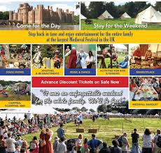 england u0027s medieval festival herstmonceux castle 25th 26th and