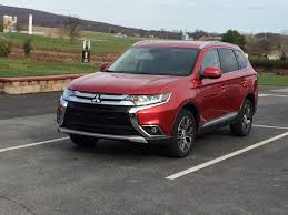 mitsubishi outlander sport 2014 red marked improvement for redesigned 2016 mitsubishi outlander gt wtop