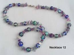 glass beads necklace images Venetian glass bead necklaces from the mcclain estate call rick jpg