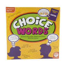 mindware choice words game amazon ca toys u0026 games