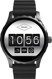 fossil black friday deals 2017 fossil q marshal gen 2 smartwatch 45mm stainless steel black