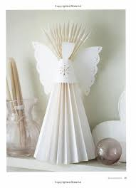 Christmas Decorations Paper Angels by 110 Best Paper Angels Images On Pinterest Christmas Ideas Angel