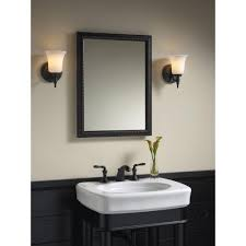 home depot bathroom mirror cabinet interior design kohler kitchen kohler recessed surface mount mirrored medicine cabinet oil rubbed the home depot
