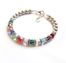 mothers bracelets with birthstones mothers birthstone bracelet mothers bracelet