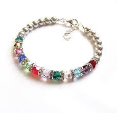 mothers bracelet mothers birthstone bracelet mothers bracelet