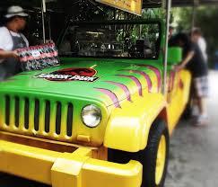 jurassic park tour car universal studios singapore 2013 u2013 part 2 u2013 mishventurer