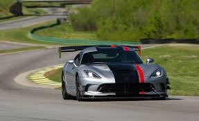 hyundai supercar nemesis 2016 dodge viper acr first drive u2013 review u2013 car and driver