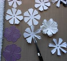 Handmade Flowers Paper - 195 best flowers paper4 images on pinterest paper flowers