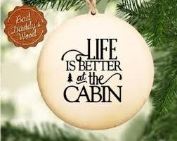 cabin etsy