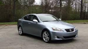lexus youtube channel 2007 lexus is specs and photots rage garage