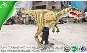 velociraptor costume realistic raptor costume for sale size