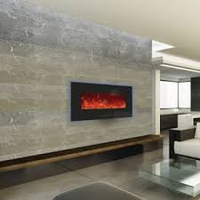 Built In Electric Fireplace Amantii Enhanced Series 34