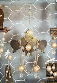 vintage hinge jewelry ornaments