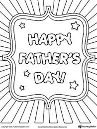 free printable fathers day cards coloring cards for