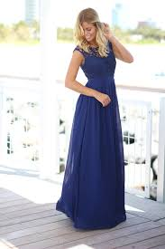 navy maxi dress navy crochet maxi dress with tulle back bridesmaid dresses