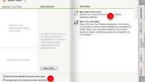 corel draw x6 rutor setting up your defaults in coreldraw x6 x7 x8 mtm