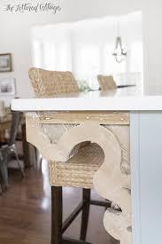 Under Counter Corbels Remodelaholic Diy Vintage Inspired Corbel Building Plan U0026 Pattern