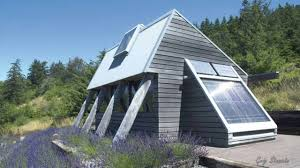 solar small tiny house ideas solar powered homes youtube