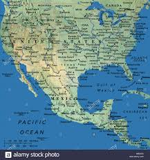 Map Of The Caribbean Map Of The Caribbean And Central America Within Us Usa World Maps