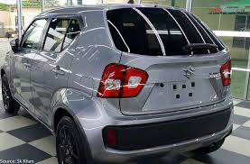 Honda Brio Launch Date Maruti Suzuki Ignis India Launch Date Specs Pics 5 Gaadiwaadi Com