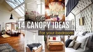 14 canopy bed ideas youtube