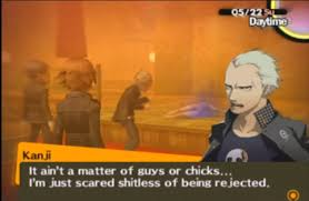 Persona 4 Kink Meme - queerness is not a gimmick a look at persona 4 s failed
