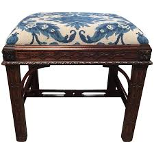 Chinese Chippendale Bench Viyet Designer Furniture Seating Antique English Chinese
