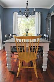 free farmhouse dining table plans u2014 decor and the dog