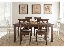steve silver dining room aida table aa500tb goldsteins furniture