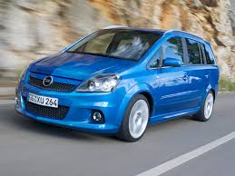 opel meriva 2007 view of opel zafira opc photos video features and tuning of
