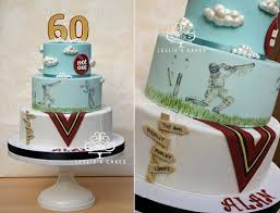 father u0027s day cakes sports cakes part 2 cake geek magazine