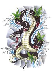 new chinese snake tattoo design in 2017 real photo pictures
