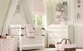 babyzimmer landhaus babyzimmer gestalten weiß rosa mädchen