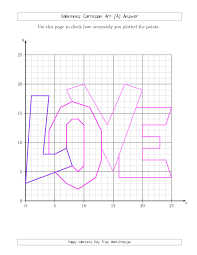 math coordinate plane ratio problems for 6th grade rounding
