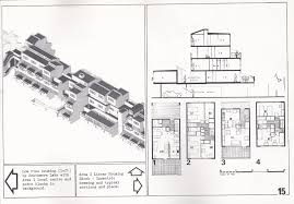 original plans and images from the thamesmead housing development