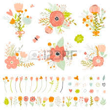 Flowers For Wedding 182 640 Bouquet Stock Vector Illustration And Royalty Free Bouquet