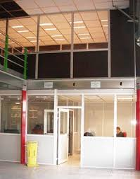 bureau d atelier bureau d atelier sur mezzanine cabine sur plateforme
