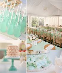 mint wedding decorations outstanding coral and mint wedding decorations 31 for your table