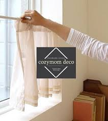 What Is A Cafe Curtain Rod Sheer Cafe Curtains Amazon Com