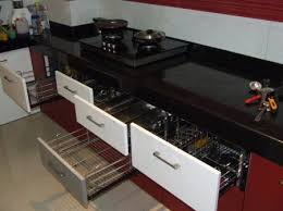 Kitchen Trolley Ideas Fabulous Modular Kitchen Trolley Designs 4 On Kitchen Design Ideas
