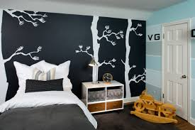 Slumber Space  Bedroom Wall Decor Ideas - Wallpaper design for bedroom