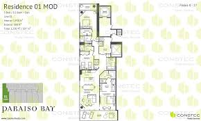 33 bay street floor plans paraiso bay floor plans