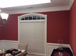 How To Hang Curtains On A Round Top Window How Do I Hang Curtains From This Window Hometalk