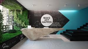 Advertising Agency Office Кишинёв Moldova GROSU ART STUDIO - Interior design advertising ideas