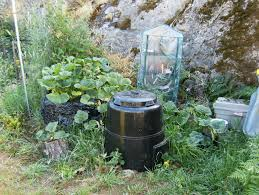Compost Canister Kitchen Small Yard Composting Renee Tougas