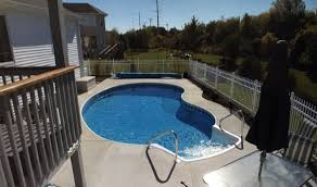 Lagoon Style Pool Designs by Inground Pools U0026 Renovations Poolside Pros