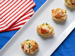 lobster deviled eggs recipe michele ragussis food network