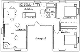 free home plan house drawings plans free uk homes zone