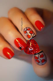 1263 best valentine themed nails images on pinterest