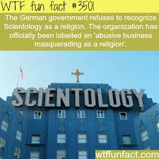 scientology in germany facts